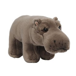 Hamleys Baby Haris Hippo Soft Toy
