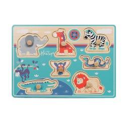 Hamleys Safari Music Puzzle