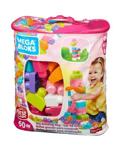 Mega Blocks First Builders Big Building Bag