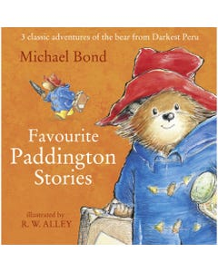 Paddington Bear Favourite Stories Book