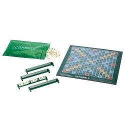 Scrabble Travel Game