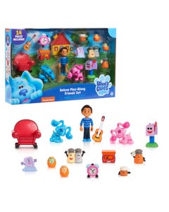 BlueS Clues & You! Deluxe Play-Along Figure Set