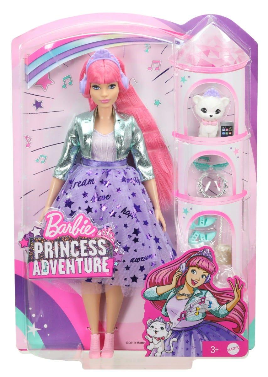 Barbie Dreamtopia Doll & Accessories