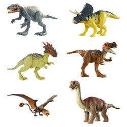 Jurassic World Wild Pack Dinosaur Assortment