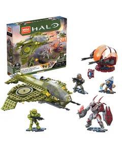 Mega Construx Halo Unsc Wasp Onslaught