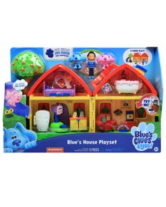 BlueS Clues & You! BlueS House Playset