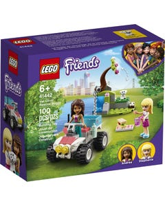 LEGO Friends Vet Clinic Rescue Buggy
