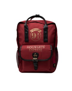 Harry Potter Premium Backpack - Burgundy (Crest & Customise)