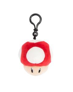 Nintendo Mocchi Mocchi Clip On Mushroom