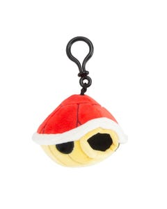 Nintendo Mocchi Mocchi Clip On Red Shell