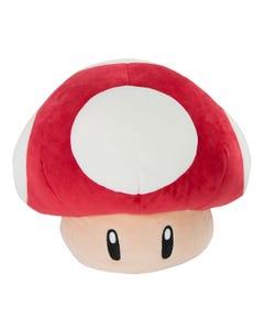 Nintendo Mocchi Mocchi Large Plush Mushroom