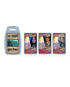 Harry Potter And The Deathly Hallows Part 2  Top Trumps Specials