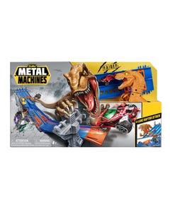 Metal Machines 4 Lane Raptor Attack