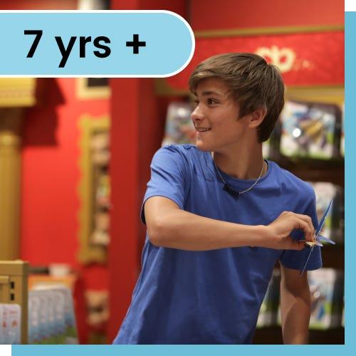 7 + yrs