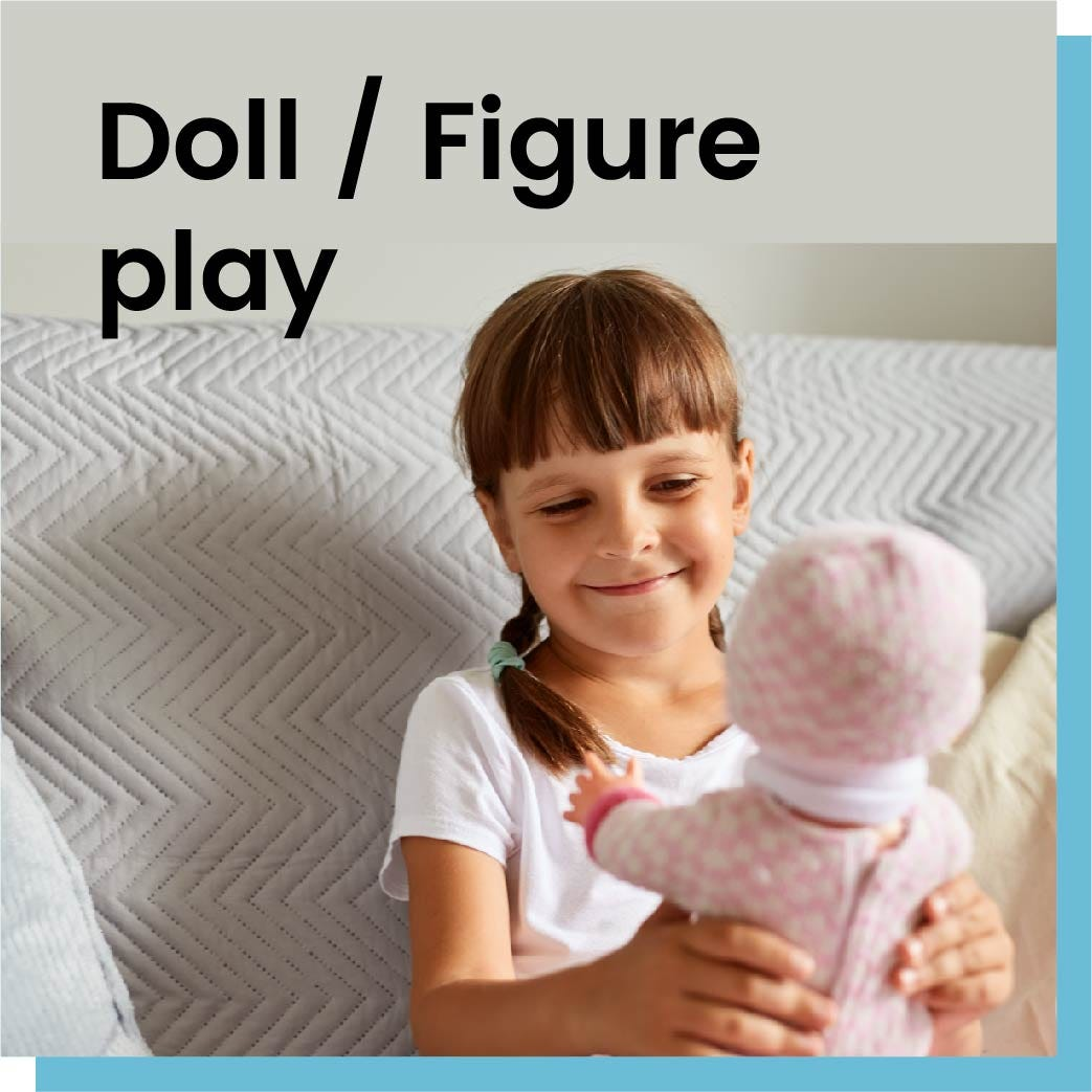 Doll / Figure play
