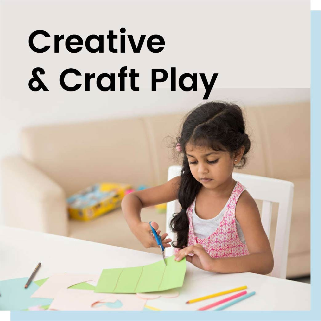 Creative & Craft Play